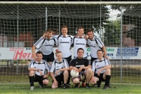 Mannschaftsfoto Thron 2011/2012