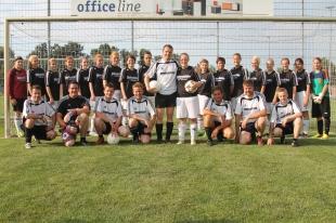 Mannschaftsfoto SVB vs. Thron 2011/2012
