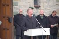 Volkstrauertrag 2013
