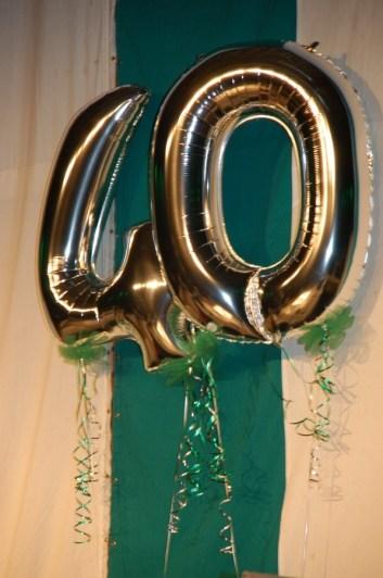 Jungschützen Jubiläum - 40 Jahre