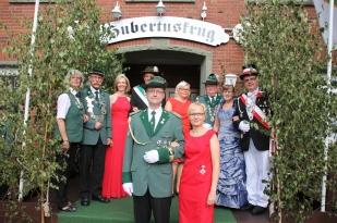Stadtschützenfest 2014