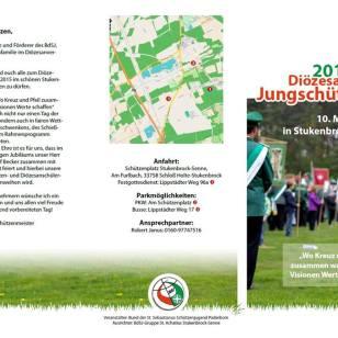 Diözesan Bezirksjungschützentag 2015