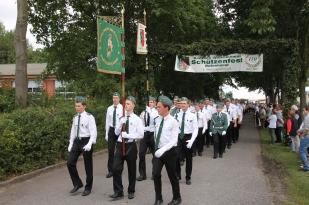Schützenfest 2015 - Sonntag