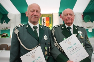 Schützenfest 2015 - Montag