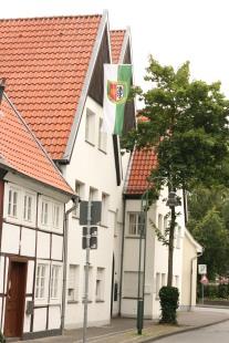 Fahne Lange Straße Juli 2016