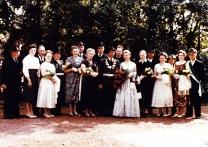 Throngesellschaft 1957-1958