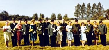 Throngesellschaft 1964-1965