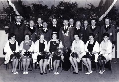 Throngesellschaft 1965-66