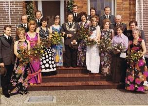 Throngesellschaft 1974-1975