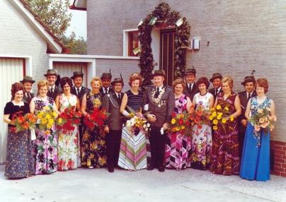 Throngesellschaft 1975-1976