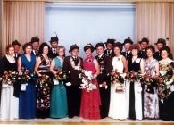Throngesellschaft 1976-1977