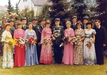Throngesellschaft 1977-1978