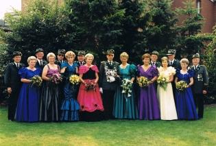 Throngesellschaft 1989-1990
