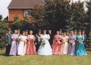 Throngesellschaft 1991-1992