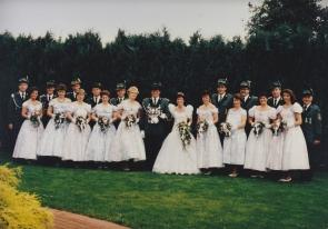 Throngesellschaft 1992-1993