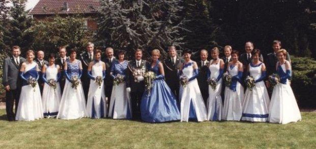 Throngesellschaft 1997-1998
