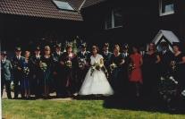 Throngesellschaft 1994-1995
