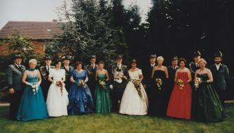 Throngesellschaft 1996-1997