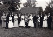Throngesellschaft 1958-1959