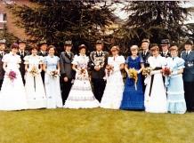 Throngesellschaft 1979-1980