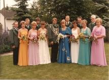 Throngesellschaft 1983-1984